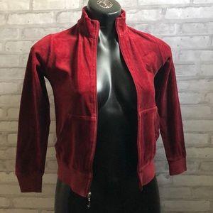 Juicy Couture velvet girls jacket Sz 12